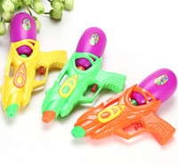 Wholesale Children nozzle Water gun toys Plastic water gun The beach water pistol Aircraft Modle Model Toys