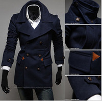 Wholesale 2015 Sale Jackets for Pregnant Women Ropa Premama New Arrive Men Coat Brand Fashion Hot Sell Personality Casual Slim Fit Lapel