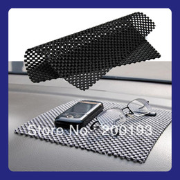 SMILE MARKET FREE SHIPPING 2pieces/lot Square Car Bubble Mat
