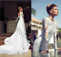 A-Line Model Pictures Sweetheart fascinating fashion Style full Lace bodice skirt Wedding Dress see through inner sweetheart Neckline Open v back long bridal gown 2014 2015