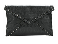 Cheap Lady Girl bags handbags women Skull Clutch Heads Envelope designer Handbag Single Shoulder Satchel