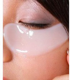 Wholesale Deck Out Women Crystal Eyelid Patch Anti Wrinkle Crystal Collagen Eye Mask Remove Black Eye