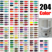 Led uv gel acrylic nails colors - Colors for choice Soak Off UV LED Nail Gel Polish Coat Nail Art Pure Glitter Color Gel Acrylic NEW