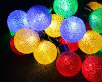 Led Lantern \ 5cm matte black line laser big ball \ Christma...