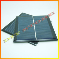 mini solar panel - 5pcs V mA W mini solar panels small solar power v battery charge solar led light solar cell