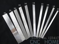 Wholesale different sizes High Speed Steel Lathe tool Flat HSS Turning Blades Length mm