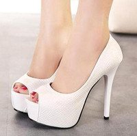 Women high heel red sole - fashion red soles summer shoes woman sexy thin high heels platform pumps ladies ankle strap Sandals for women high heel shoes