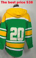low price hoodies - Dino Ciccarelli Hockey hoodie mens womens youth kids hoodies accept mix order Name Logo Stitched AAAAA quality Lowest price