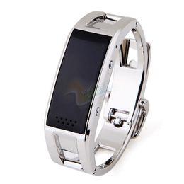 Wholesale Original Elephone W1 Smart Watch Wrist Smartwatch MTK6260 Vibration Anti theft Alarm Bracelet Phoen Call Sleep Health Sports Management