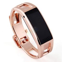 Wholesale Elephone W1 Smart Watch Wrist Bracelet Smartwatch MTK6260 Vibration Anti theft Alarm Bracelet Phoen Call Sleep Health Sports Management