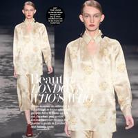 Wu double silk Silk Pieces 2014 show sets new 100% mulberry silk fabric silk fabrics men's clothing shirt pajamas material ceremony