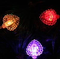 Festival scene decoration \ 5. 5 m cherries models LED string...
