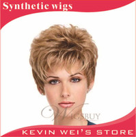 Wholesale Aspire Petite s Beloved Hair Style Lady s Fashion Sexy Party Cosplay Synthetic Hair Short Blonde Wig