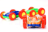 5-7 Years diecast - Diecast Cars Diecast Cars Model Vehicle Large inertia double skip Super resistance to fall off Will flip