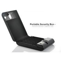 Egomall ZH400 Yes 2013 Hot!Portable Security Box Executive Biometric Fingerprint Safe Fingerprints H346