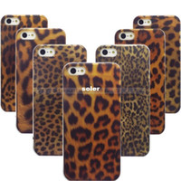 For Apple iPhone other Apple iPhones 1PC Top Fashion Hot Sold!Leopard Prints Hard Back Cases For iPhone 4 4S Case Cover For iphone4 4G Phone Protection Shell::WEU116