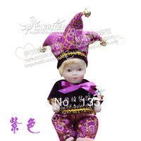 Assembly Tools Doll Yes it is TRIANGEL romantic love good purple doll free shipping Valentine 's Day gift of God