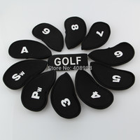 Wholesale Brand New Golf Iron Club Set Putter Head Cover