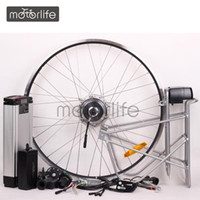 Cheap Wholesale - DON'T BUY ELECTRIC BIKE, IF YOU HAVE A BICYCLE, YOU CAN BUY A KIT TO CONVERT YOUR BIKE INTO ELECTRIC BIKE FREE SHIPPING