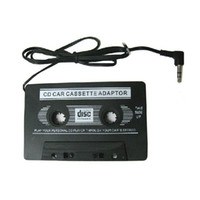 Wholesale Car Audio Cassette Stereo Tape Converter For MP3 Smartphone iphone