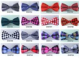 Wholesale NEW Arrival Bowties Men s Ties Men s Bow ties Men s Ties Many Style Bowtie T01