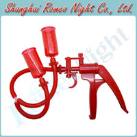 Bedding Sex Furnitures RomeoNight Super Feeling Tracker Breast Pump Nipple Teaser - Red, Sex Toys for Women, Erotic Adult Sex Products