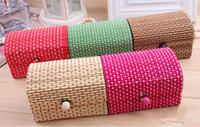 Wholesale Bamboo Curtain Style Workmanship Vintage Novelty Bamboo Curtain Style Storage