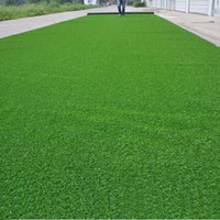 Wholesale High simulation of lawn plastic artificial turf artificial grass carpet off the lawn