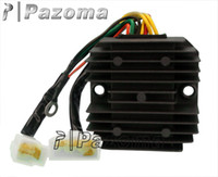 Wholesale Good quality motorcycle voltage regulator rectifier for GT380 GT550 GT750 Pzoma