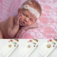 lace headbands - Children Hair Accessories Kids Girls Headbands Hair Things Fashion Flower Lace Headband Baby Hair Accessories Hair Bands Kid Hair Accessory