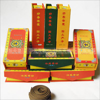 Andirons herbal incense - Tibet s religious teachers impart production of natural herbal incense Tibetan incense Tibet herbal medicinal incense