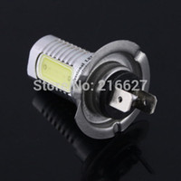 White 09 venus 2x H7 Fog PX26d LED 7.5W HID White 7000K Driving Daytime Running Lights 12V 24V