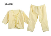 Unisex Spring / Autumn Long Cardigan Baby Boys Clothes Toddler Boys Cotton Shirts Girls Tee Shirts Cool Shirts Child Clothing Kid Boy Girl Long Sleeve Outfits & Sets