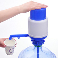 Plastic gallon water bottle - Gallon Hand Pump for Water Bottle Jug Manual Drinking Tap Spigot Camping