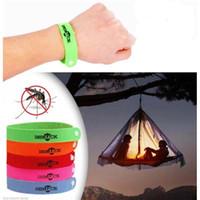 Wholesale Mosquito Repellent Bracelet Wristband Non Toxic Deet Free