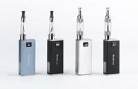 Cheap 100% original Innokin Itaste MVP 2.0 MVP kit large capacity 2600mah variable voltage e-cigarette with iclear 16  iclear 30 atomizer 1pc