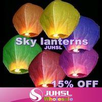 Cheap Nightlight ,Star Light,Chineses Lantern Sky Lantern Kongming Lantern Flying Wishing Lamp Wedding Party Paper Lights
