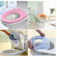 good Acrylic Eco-Friendly Free shipping! High quality generic toilet seat toilet cleaning pad toilet seat toilet lid cover