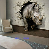 Wholesale 3D Embossed Modern Mural wall paper papel de parede sofa tv photos papel de parede of wall Non woven waterproof wallpaper