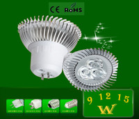 Wholesale XSQG Factory Price LED GU10 E27 MR16 lamp W W V CREE LED Light Bulb Bubble LED Spotlight indoor illumination lighting
