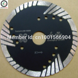 Wholesale 115mm hot press MG turbo quot diamond saw blade for granite marble and concrete cutting wheel cutting tool saw blade power tools