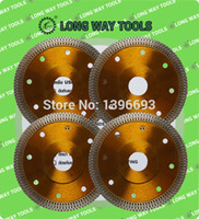 Wholesale 4 quot ultra thin blade cutting disc especially good to cut ceramic and tile mm turbo blade