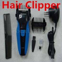 Wholesale TX Professional Rechargeable Electric Hair Trimmer Corded Clipper Hair Cut Shaver Barber Shop Trimmers