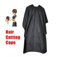 hair cutting cape - 10X Barber Gown Cloth Hair Cutting Hairdressing Cape Nylon Styling Pro Salon