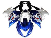 Wholesale Free Gifts Fairings for GSX650F Katana GSX650F GSX F GSX F Katana ABS Blue White Black