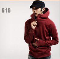 Wholesale South Korea Men s Hoodie Rider blue glove men s Jacket men s Coat Cardigan Sweat Shirt