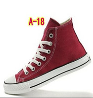 Wholesale shoes brand RENBEN Unisex canvas shoe Low Top High Top Sport Shoes Sneakers D0011