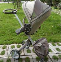 Wholesale 2014 Fasion Stokke Xplory Stroller Baby Stroller Toddlers Prams Beige z TT36752301125