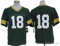 Wholesale Hot sell season Packers football Jersey Size Stitched Mix Order High Quality