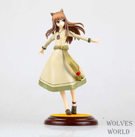Wholesale Spice and Wolf Anime Kotobukiya Holo Renewal Scale Boxed SIZE Approx CM MATERIAL PVC Action Figure Collection Model